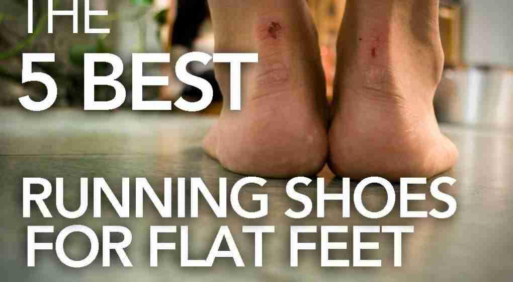 The 5 Best flat feet running shoes