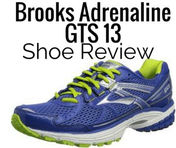 Brooks Adrenaline GTS 13 Review - Train