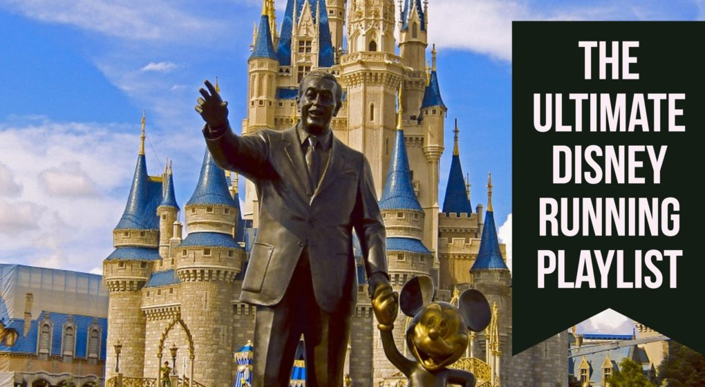 As a fan of all things Disney, here are my favorite Disney songs you can run - The Ultimate Disney Running Playlist