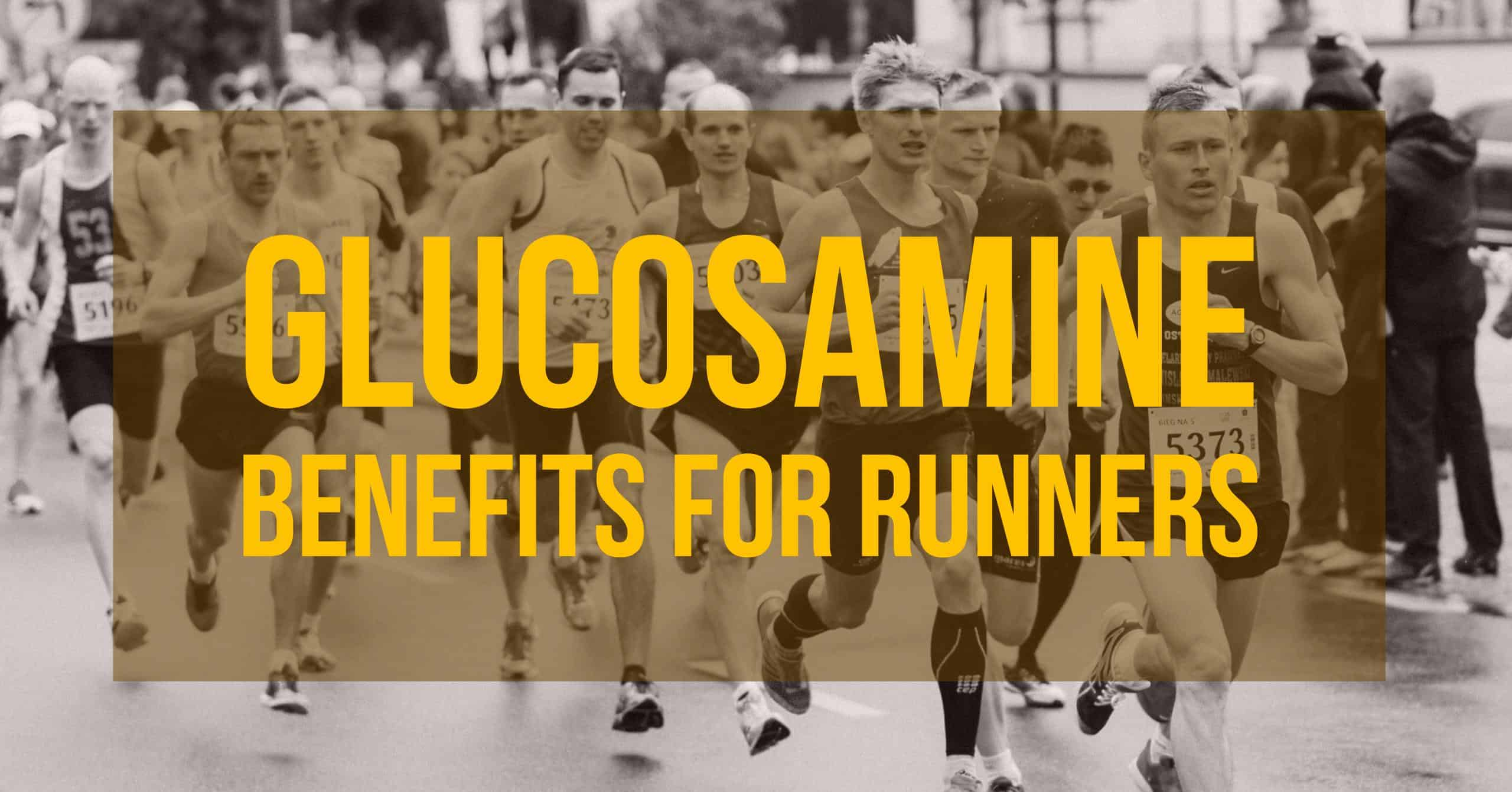 If you have joint pain after running, you might want to try glucosamine. It's been known to relieve joint pain. Here are a few additional glucosamine benefits for runners.