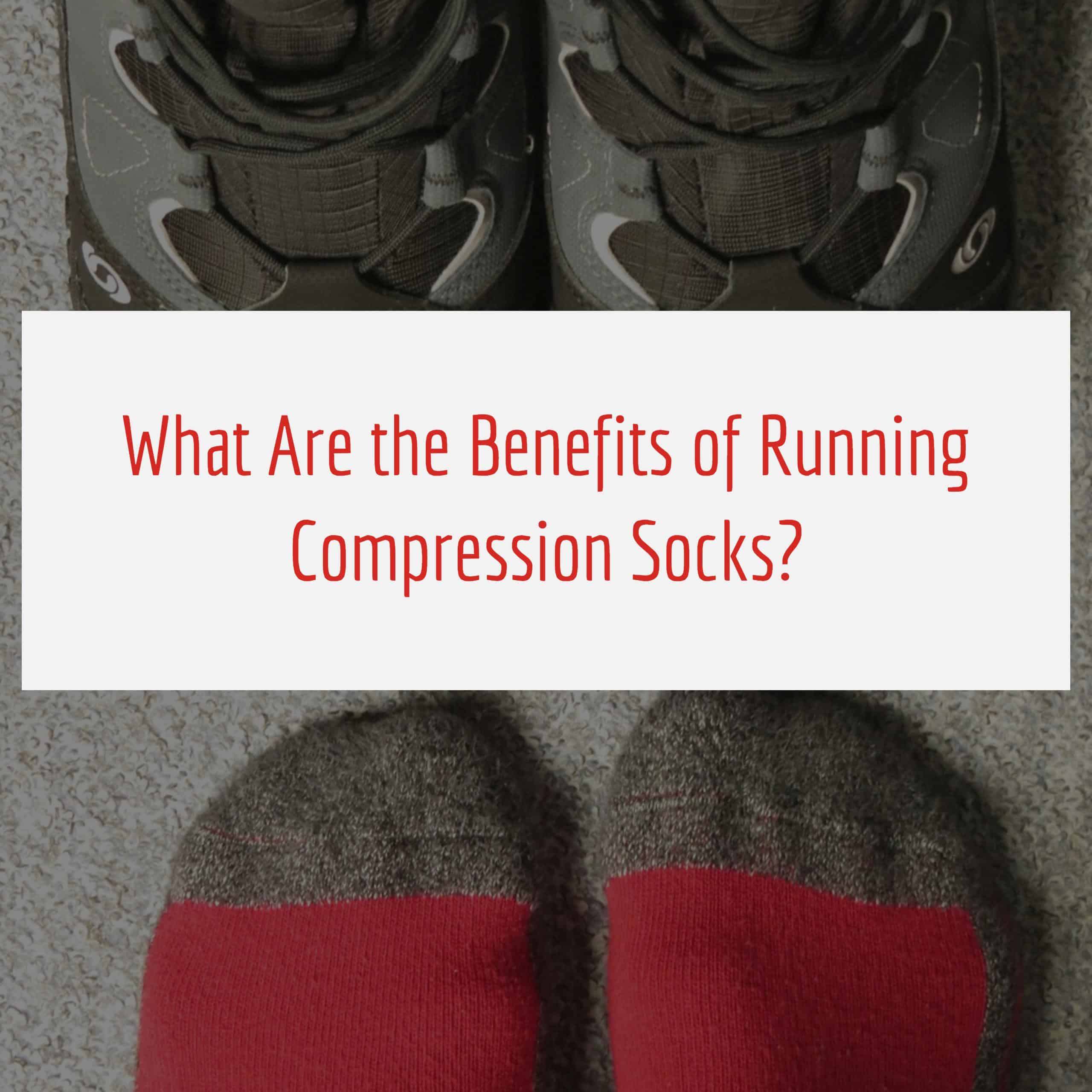 Compression socks used to be the sole reserve of diabetics and airplane pilots, but have now become gradually acceptable among runners. There's a reason why some of the faster runners in the world have started using them. We break down the benefits of running compression socks?