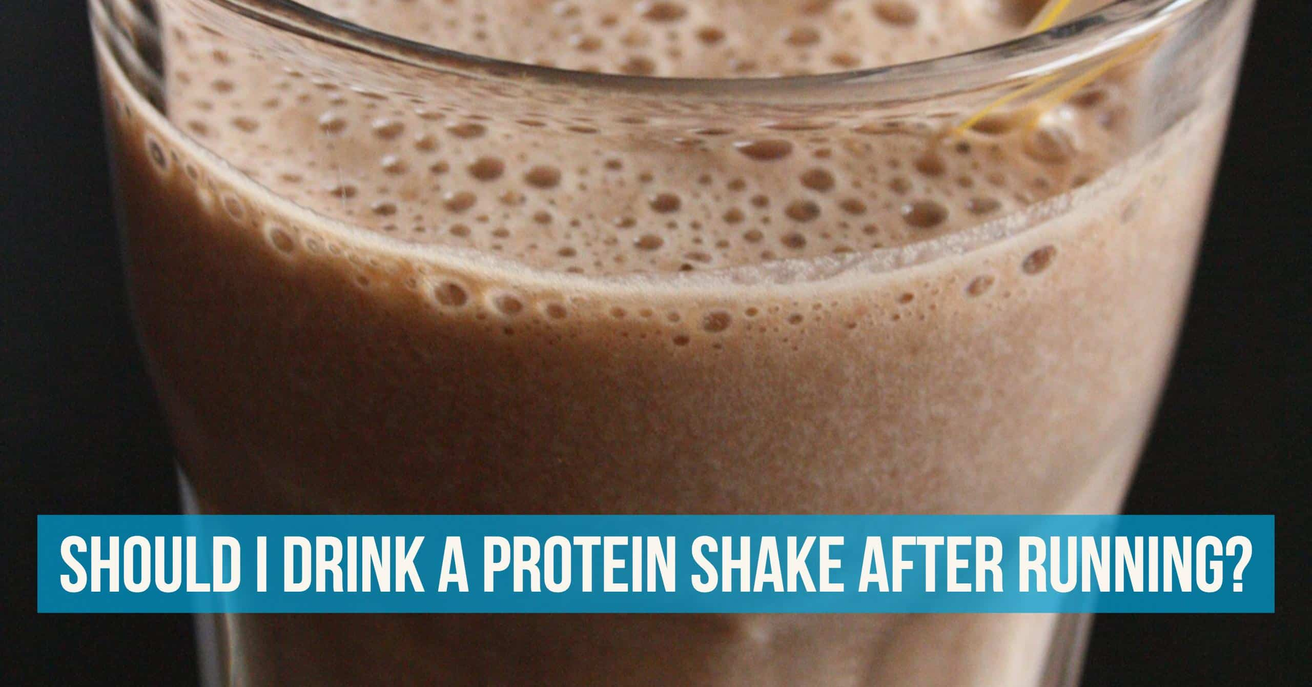 Protein is a hot topic in gyms & fitness circles everywhere. What exactly is it & how can it help me after a run ? We answer the question, should I drink a protein shake after running?