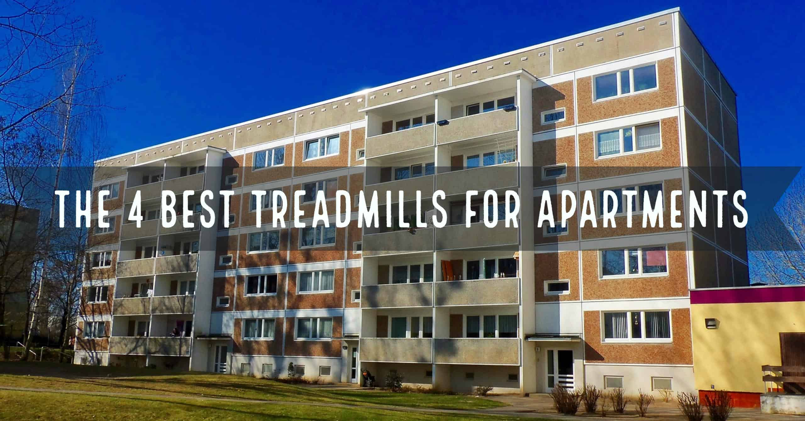 Compact, yet capable treadmills are a perfect fit for apartments that have a premium on extra space. These small treadmills sit quietly in the corner until you're ready to use it in the morning or after an exhausting day at work. Here are the 4 best treadmills for apartments that are actually worth it.