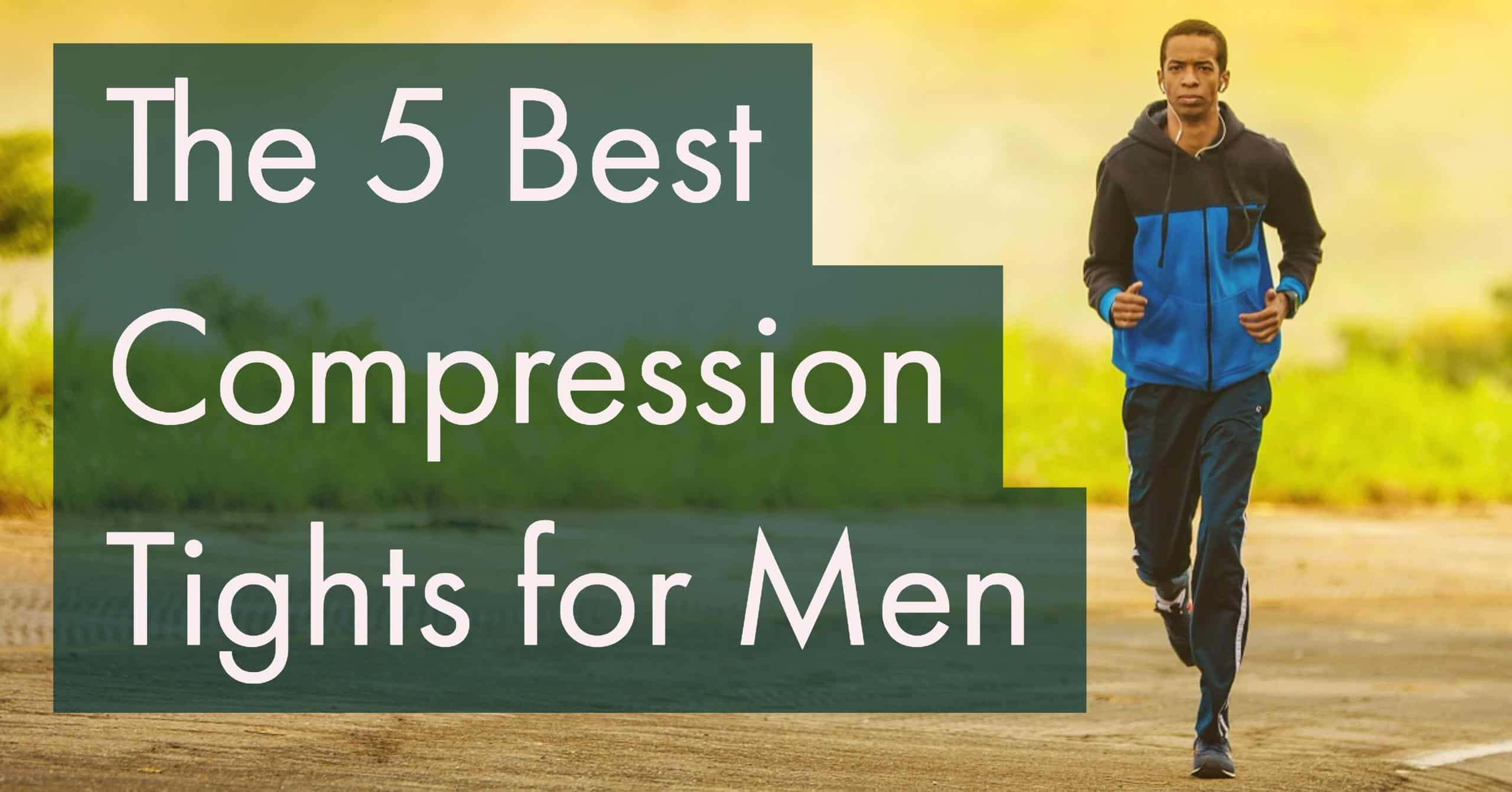 The belief that running tights are only for women is big ole fat lie. . Men all across the country are starting to purchase running tights for their numerous health benefits. Today we are going to be reviewing and discussing are the five best compression tights for men in 2017.