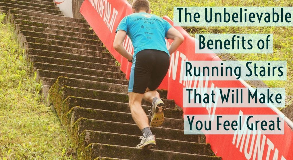 Running stairs as part of your 5K routine has the ability to really help your training. We break do the unbelievable benefits of running stairs that will make you feel great