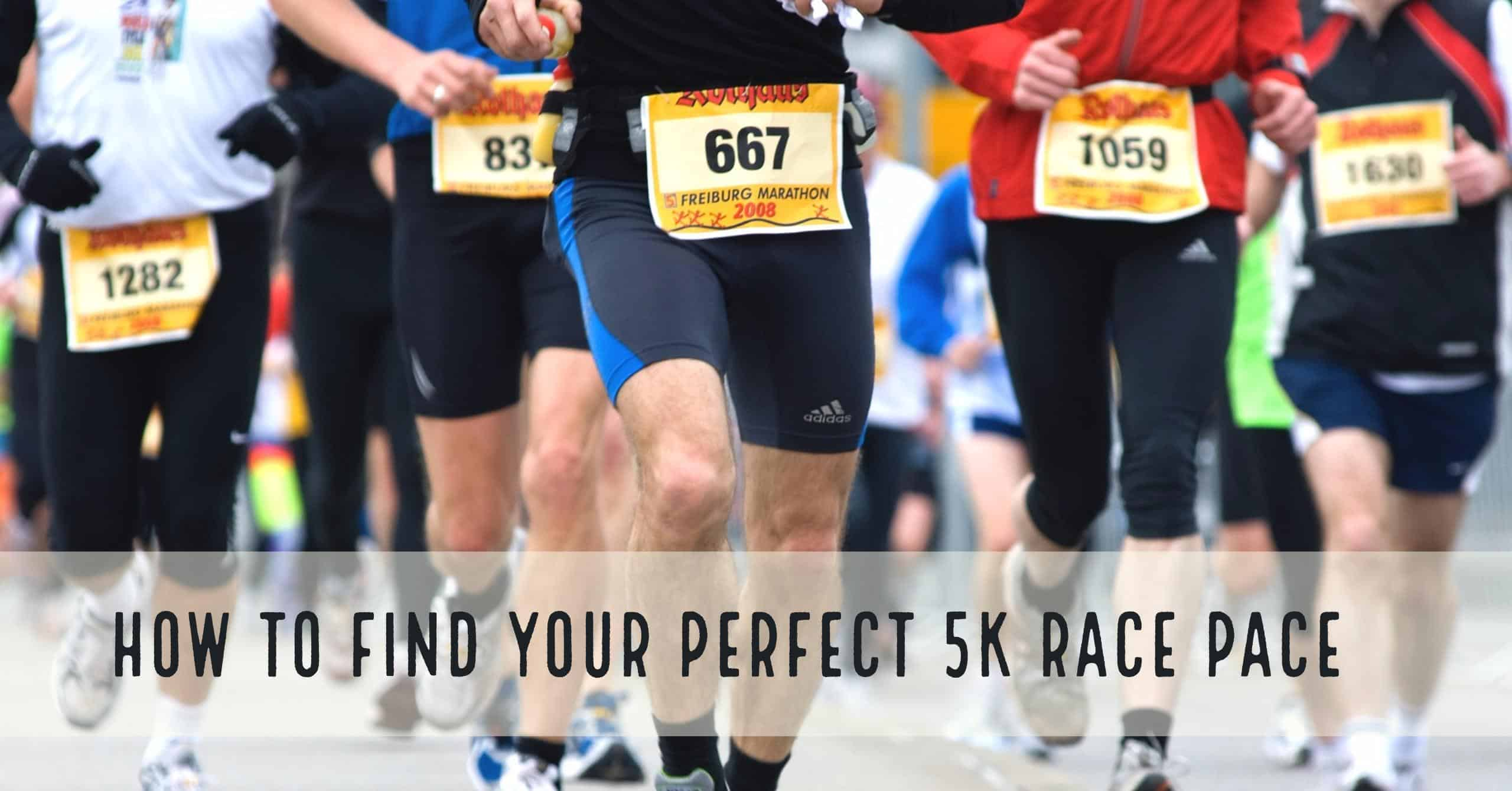 Running too fast can result to injuries but running to slow won't help you break a PR. So what do you do?We answer the question how to find your perfect 5k race pace