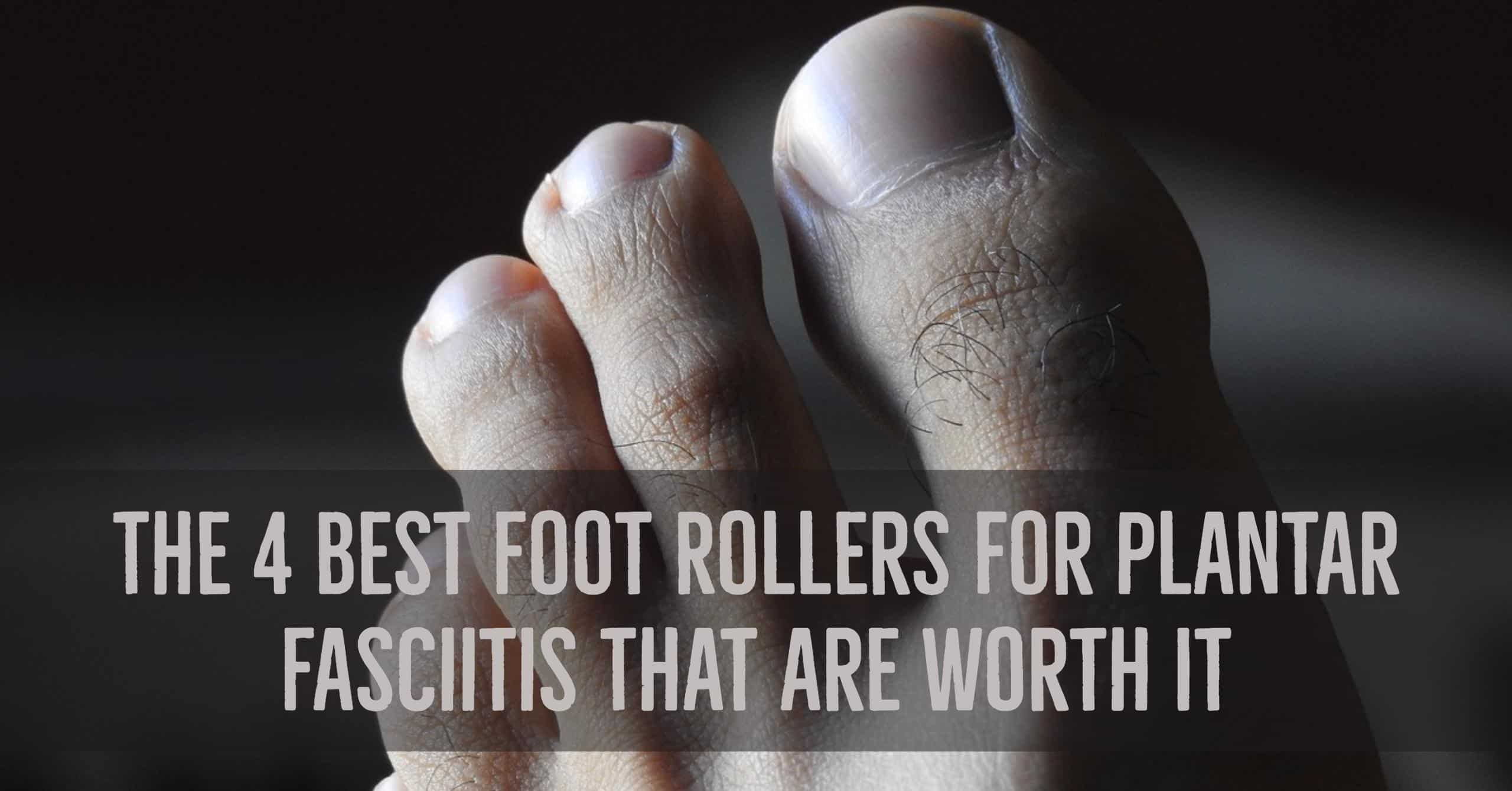 Painful plantar fasciitis can make many runners stop running all together. A simple foot roller can solve some of the issues. Here are the 4 best foot rollers for plantar fasciitis that are worth It