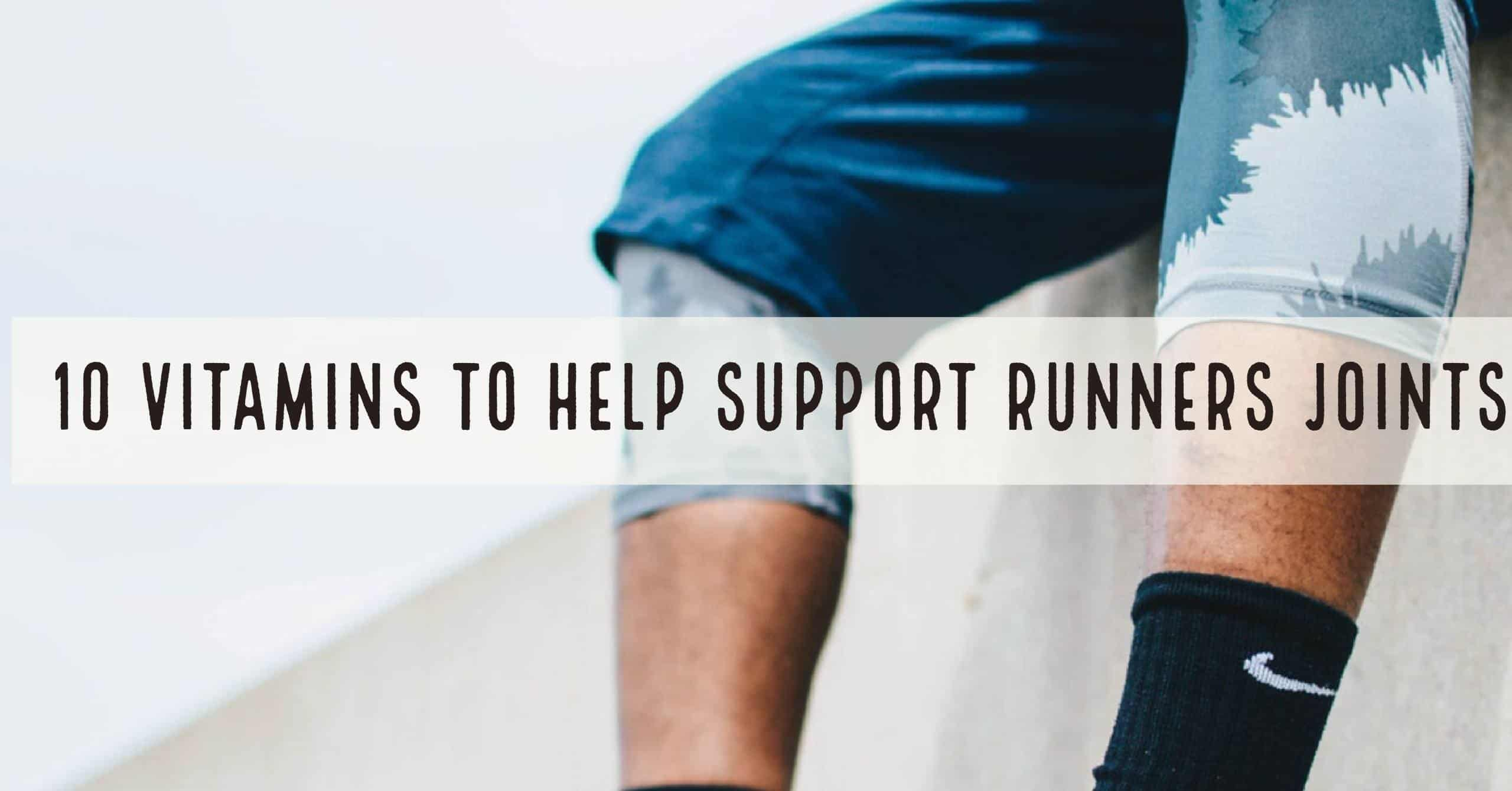 Individuals training for races, specifically longer ones such as marathons, commonly add supplements into their diet. Many runners experience joint pain as they prepare for a race. Here are the 10 best vitamins to help support runners joints.