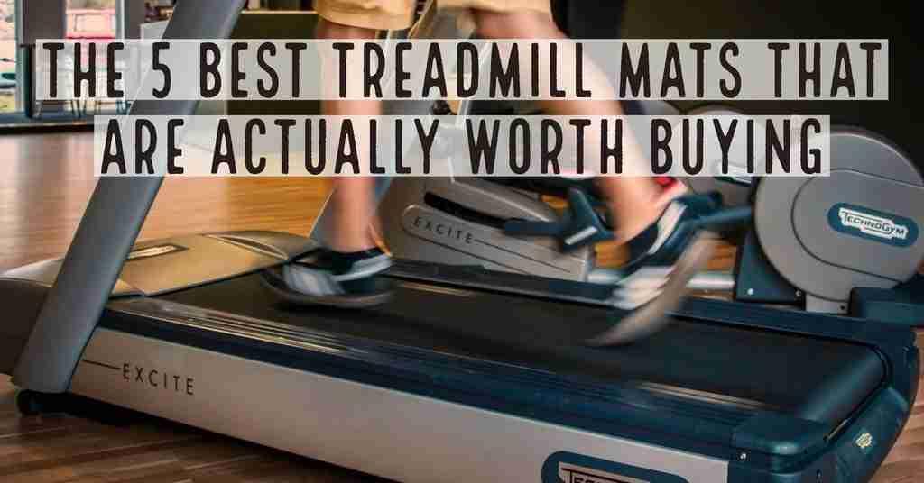 The 5 Best Treadmill Mats For Hardwood Amp Carpet In 2019