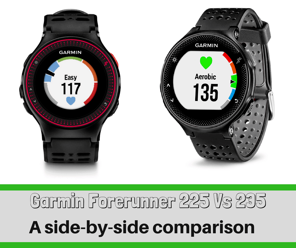 There's no denying that technology keeps us fashionable, notwithstanding the lightweight it infringes on our pockets. Garmin is the leader with wearable technology for runners. We dissect the differences be the Garmin Forerunner 225 vs 235.