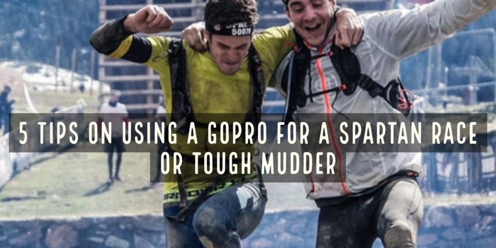 Here are 5 Tips on Using a GoPro for a Spartan Race or Tough Mudder. The important thing to remember is that the GoPro should be a tool or ignorable decision for your run, not something that weighs you down and takes up precious time.
