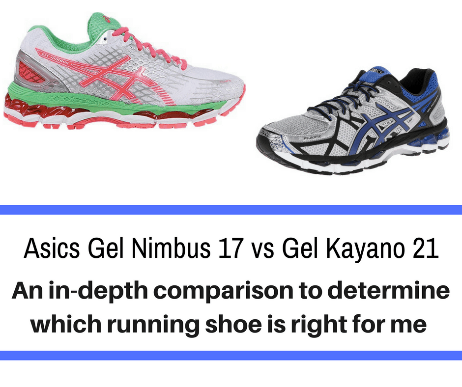 mizuno wave rider 20 vs asics nimbus ladies line