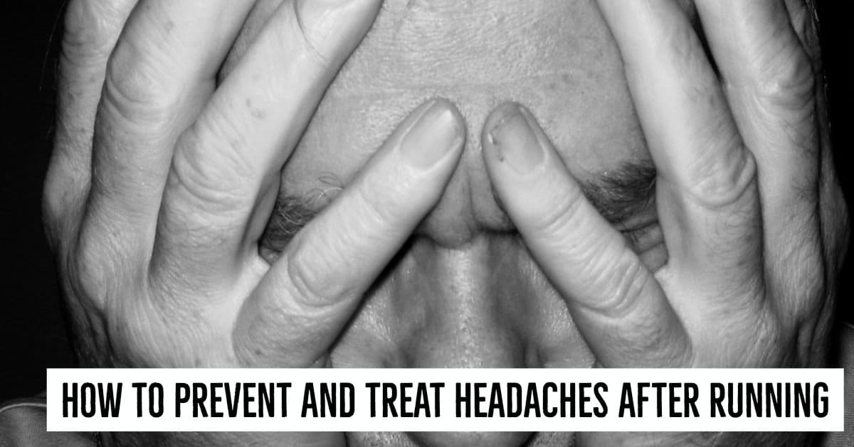 We break down the reasons and ways to prevent/treat headaches after running. Sometimes runners experience headaches following running. If this has happened to you, you are not alone.