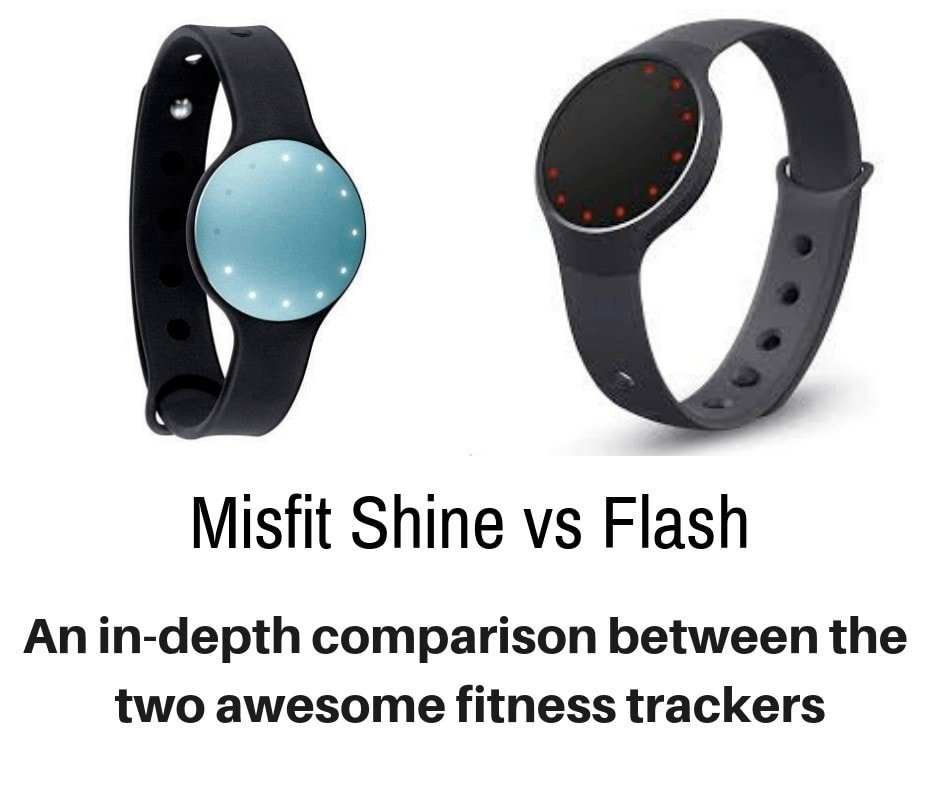 Today we breakdown the differences of Misfit Shine vs Flash. From features to what they differences are, everything you need to know.
