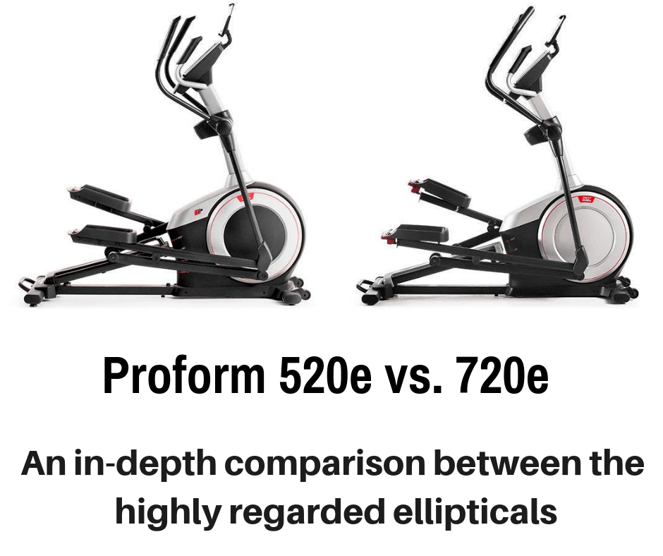 One of the best manufacturers, Proform, has made a ton of models that are great for the casual and dedicated athlete alike, and two of their best are the 520e vs 720e.
