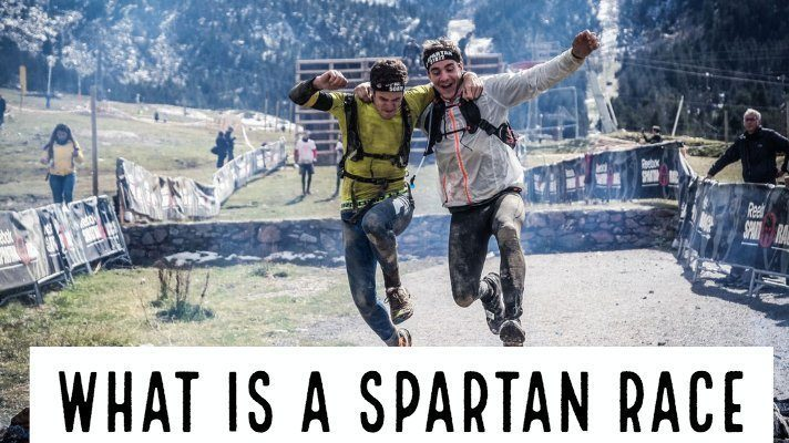 What is a Spartan Race - we detail what it is and how is it different from other OCRs.