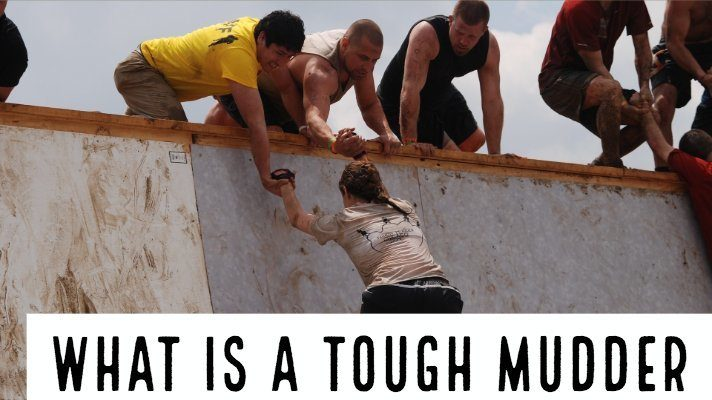 What is a Tough Mudder and how is it different from other OCR?