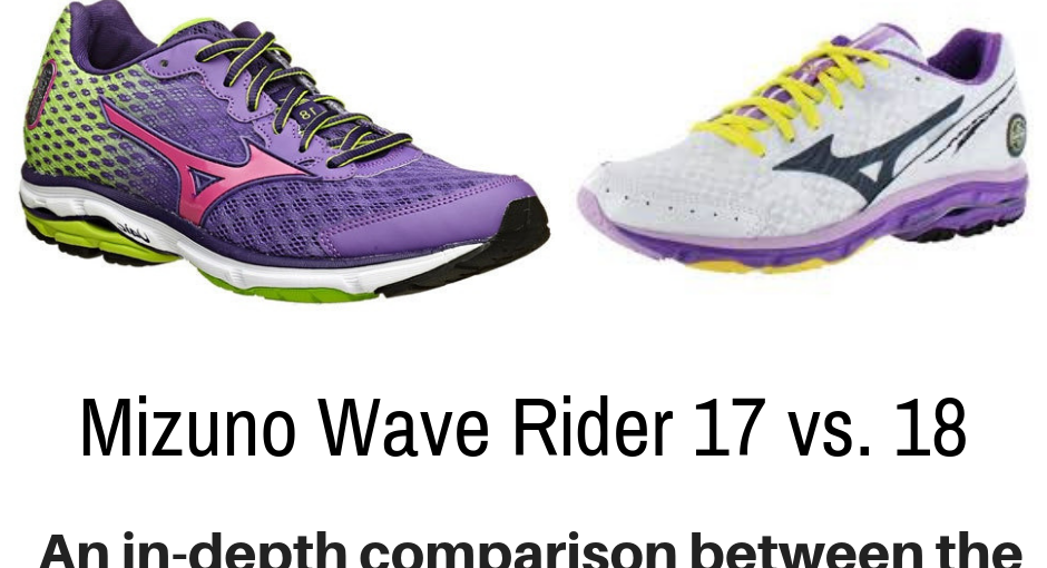 In this article we will delve deep into Mizuno's flagship model, the Wave Rider. - We compare the difference between tMizuno Wave Rider 17 vs. 18.