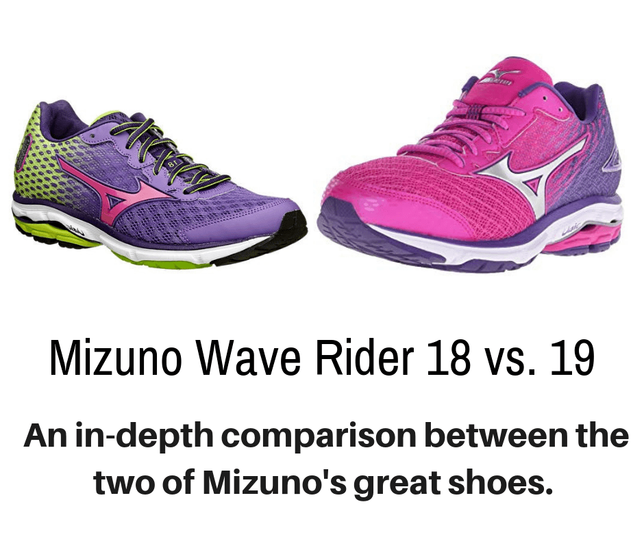 mizuno wave rider 18 green
