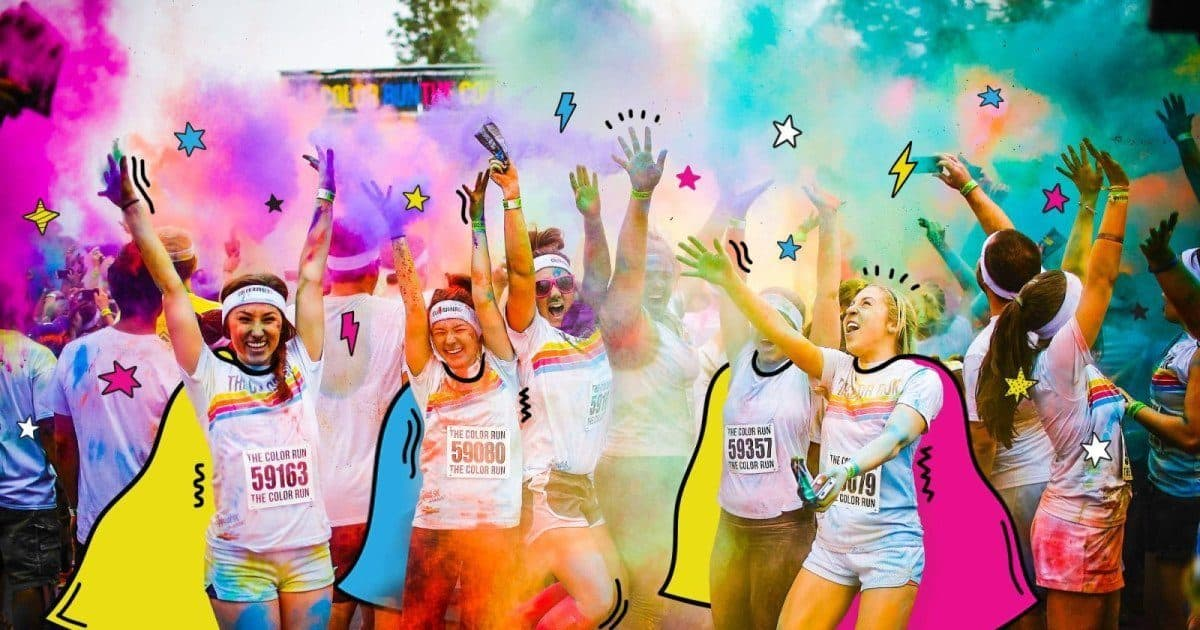 ​Color Run 5k - Austin