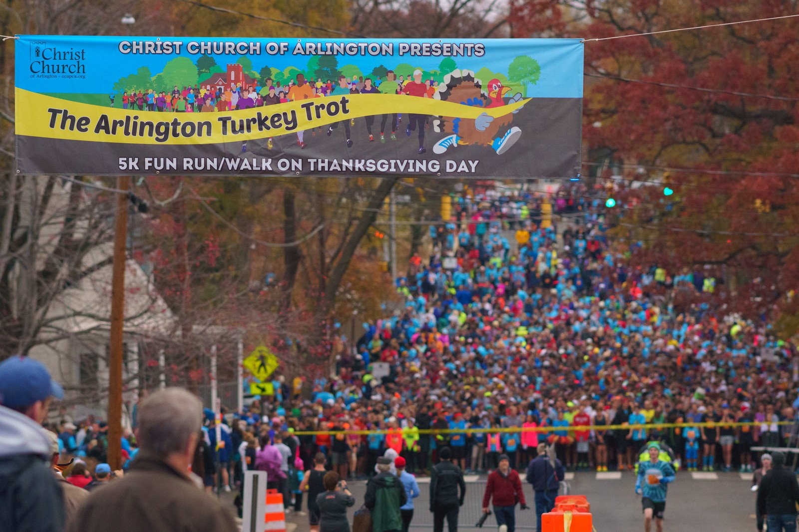 Best Thanksgiving Turkey Trots and Races [2019 Edition