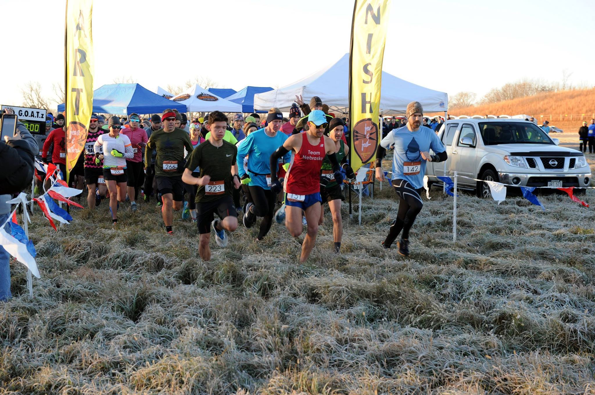 Feast and Feathers Thanksgiving Trail Run