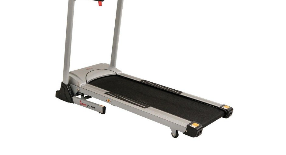 Sunny Health and Fitness Treadmill Review [Insiders Look]
