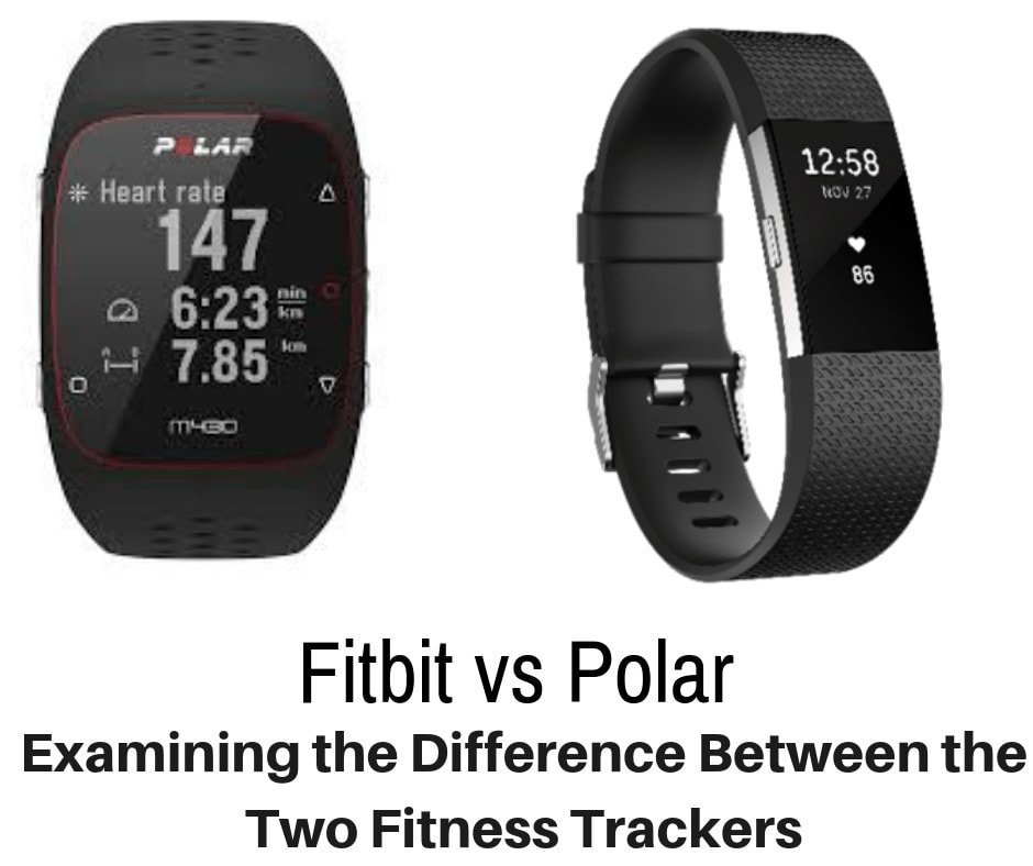Polar vs Fitbit - What are The Differences
