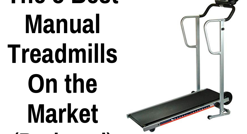 Manual treadmills help runners expend more energy during their exercise routine. Here are the three best on the market. Starting with the.....
