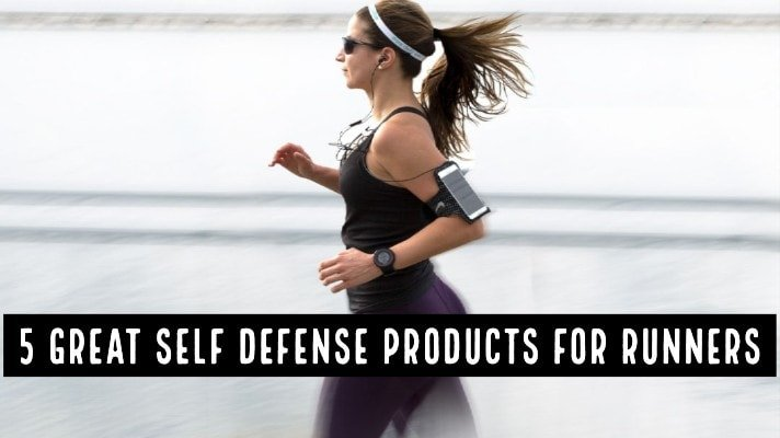 5 Great Self Defense Products for Runners