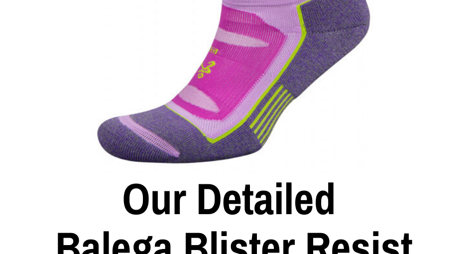 Balega is a leading manufacturer of high quality performance socks. Here is our review of one of the most popular lines: Balega Blister Resist Socks
