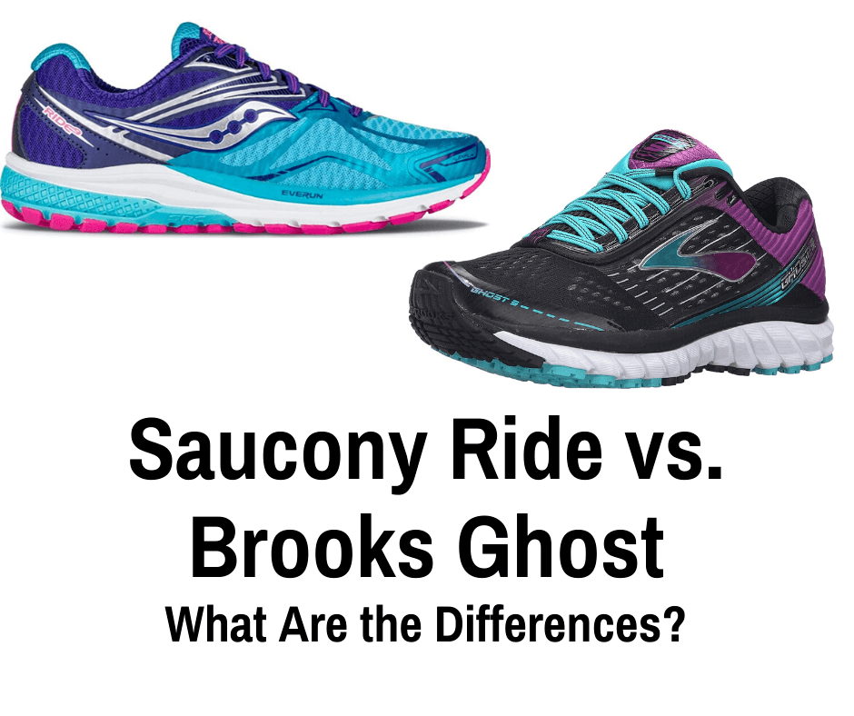 Brooks Ghost 9 vs Saucony Ride 9: Sneakers For Runners