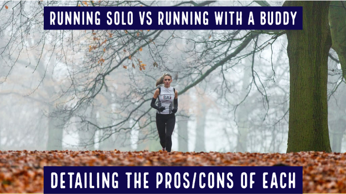 You run at an incredible pace! And after finishing your training, the unbearable need that we runners feel after a great training starts invading you… Yes! the feeling to share it with someone. At that moment is when I ask myself: what is better, running solo vs having a running buddy?