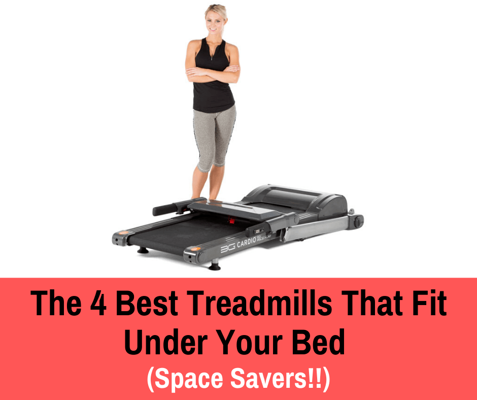 Having a treadmill in your own home can be incredibly helpful for many different people, whether you are a mom, someone who works at home, or someone who lives in an area with extreme weather or climate. However, treadmills can take up a lot of space in your home. Even if they fold up, they still take up extra space in your home. Below are treadmills that can be stored in small places, such as folded up under your bed.