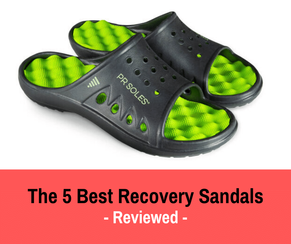 Recovery sandals can get you back on track soon after an intensive run.Trail running, track workouts and long, slow distance runs have impact on your feet, hence the need for rest. Here are the five best.