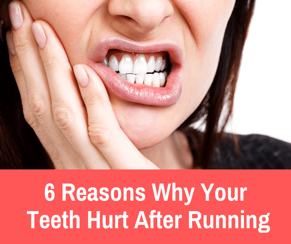 Contrary to popular belief, tooth pain while exercising is not uncommon. It has been an enigma for many runners for years. However, it's no longer a mystery. Dentists now have a clue on why this might be happening to you. Here are the six main reasons why your teeth hurt after running.
