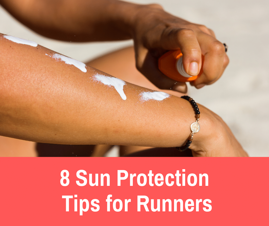 It's the weekend and you're almost ready for your run. You've put on your running shoes and prepared your playlist. However, stepping into the sunny morning needs extra planning. Therefore, we've put together our top 8 sun protection tips for runners.