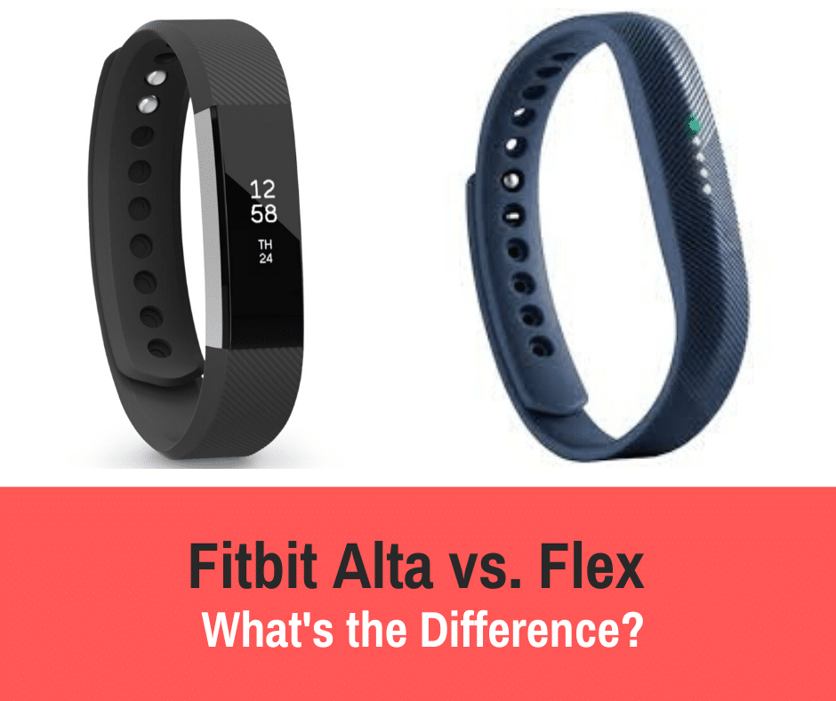 Fitbit watches are one of the more well known brands of watches out there on the market, and they are so well known for a reason. Today we will compare Fitbit Flex vs Alta.