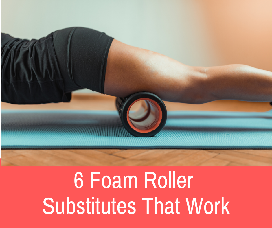 However, if you don't have one at the moment, we might be able to help you out. We'll suggest some of our top foam roller substitutes that you can use until you manage to grab one.