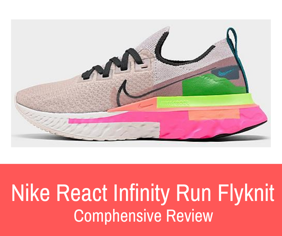 The Nike React Infinity Run Flyknit is built to offer comfort and moderate stability for miles and miles. This shoe notes a shift in Nike's shoe focus, as the company switches towards a more maximalist shoe mentality.