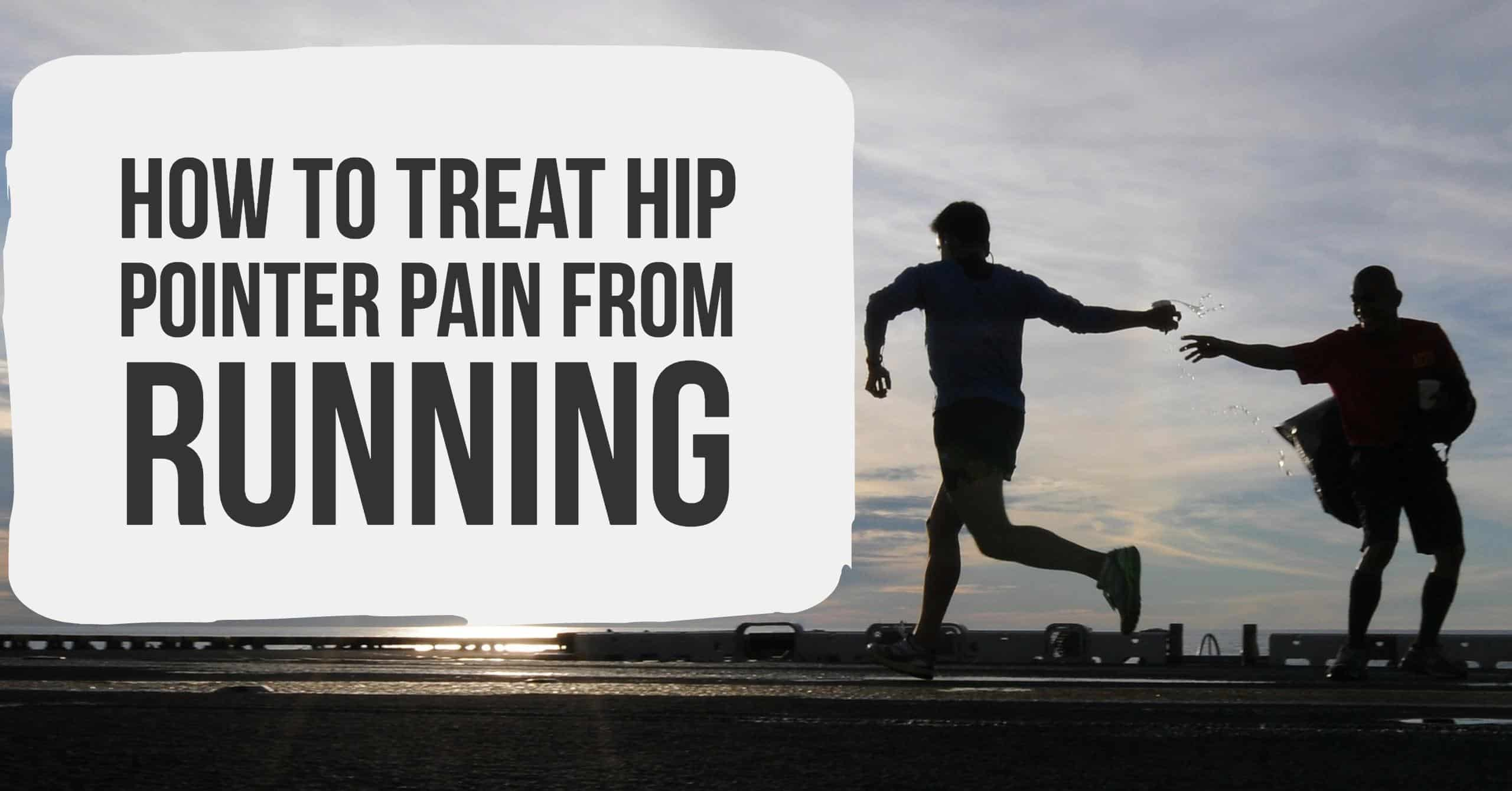 A hip pointer injury can painful and prevent most people from running. This article covers various ways how you can treat hip pointer pain from running.