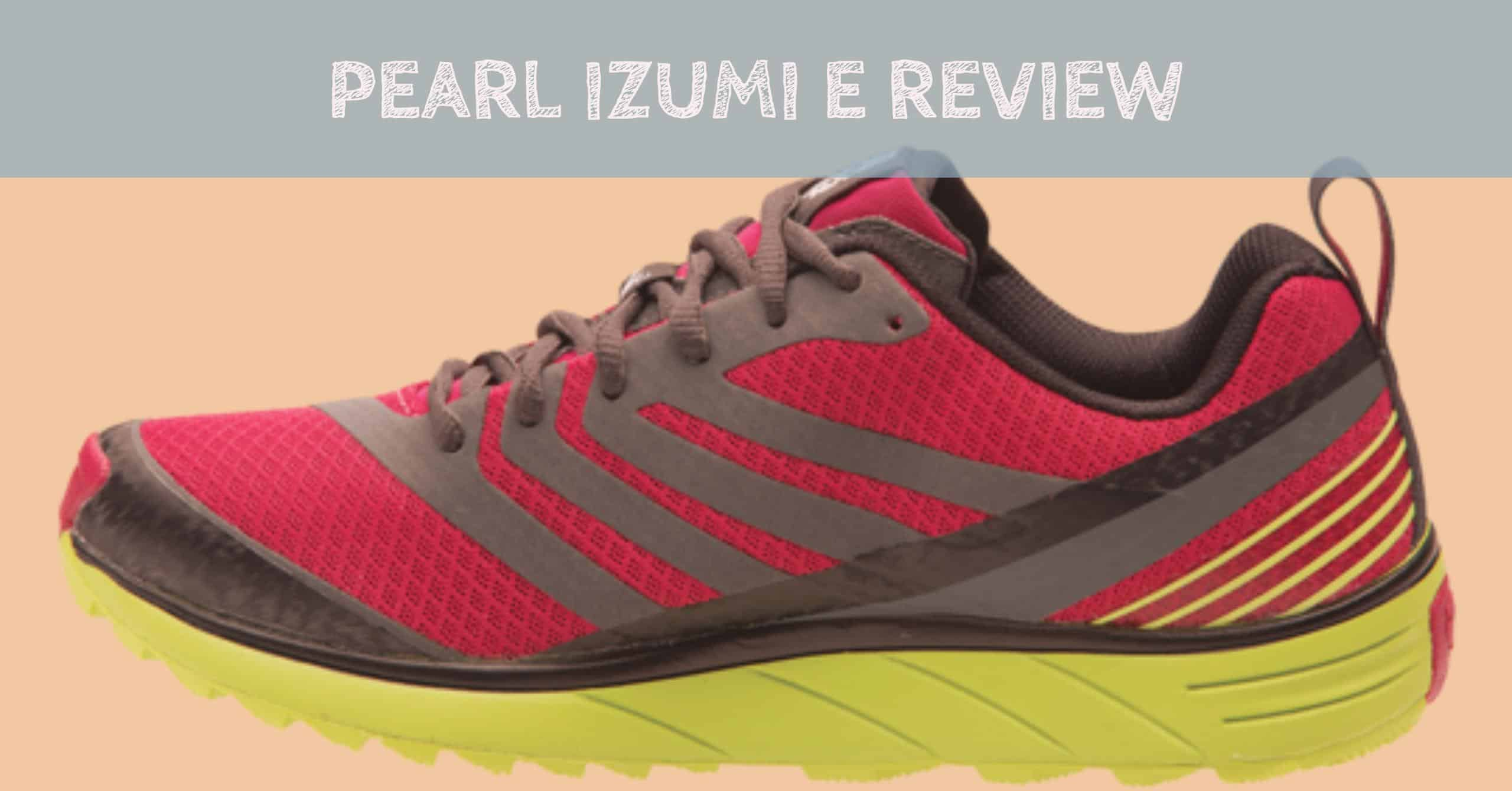 A relatively unknown shoe brand outside of the running circle, Pearl has quietly assembled soild running shoes. We analyze one of their more popular shoes in our Pearl Izumi E review