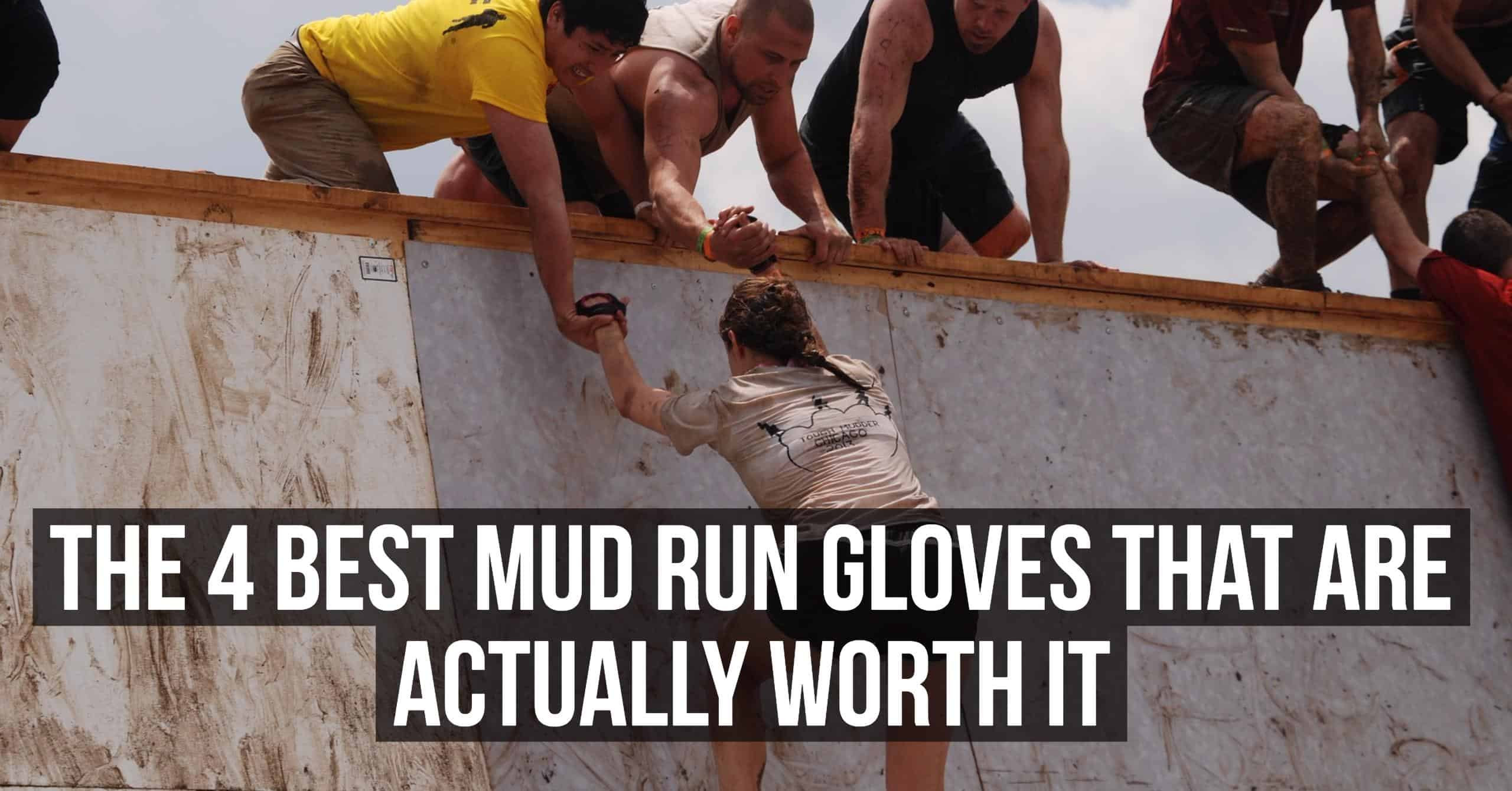 When running obstacle races such as Tough Mudders and others, it can be a tough business for the hands. Here the 4 best mud run gloves that are actually worth It. And keep you protected.