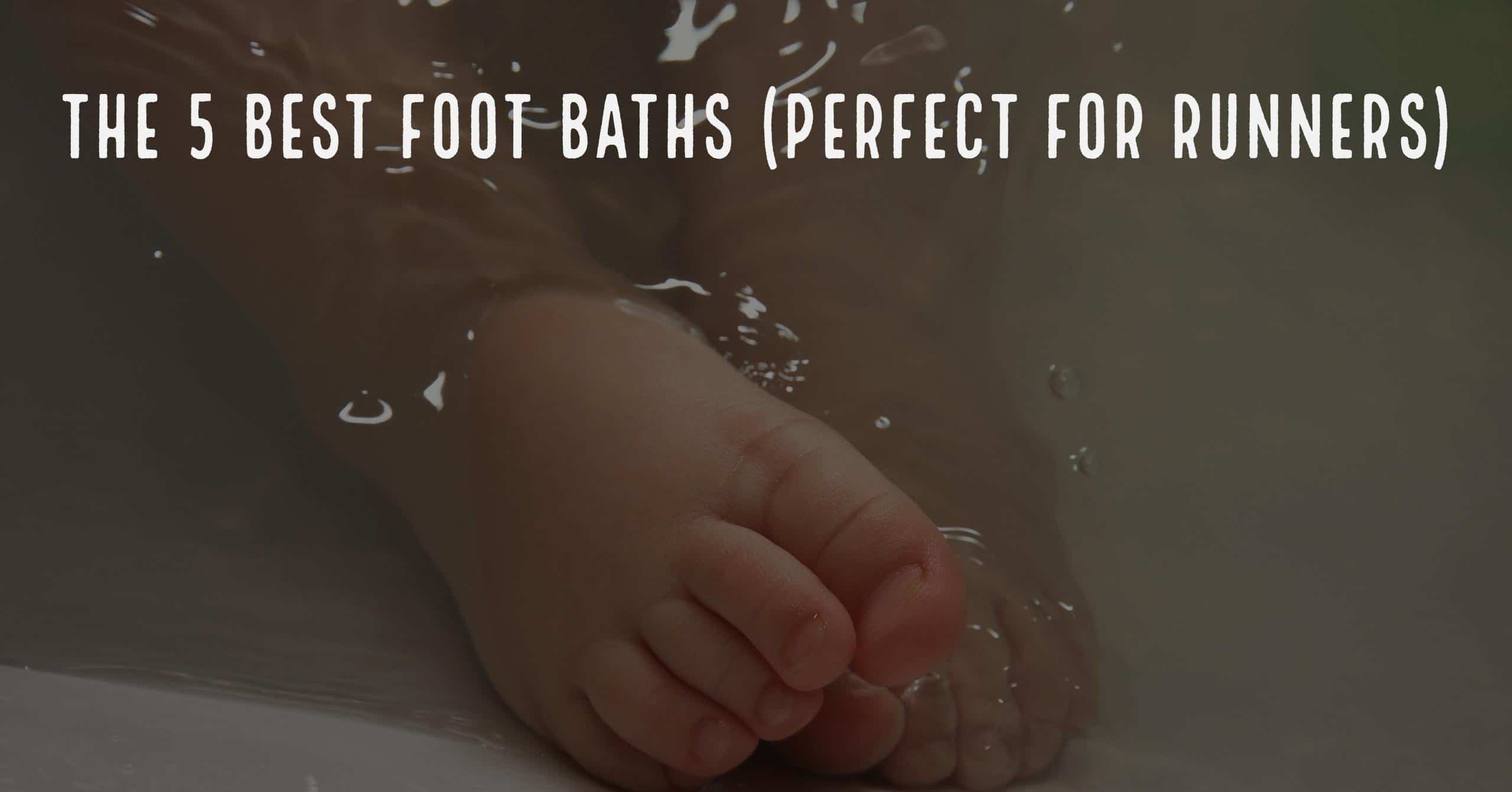 If you're a runner, you've probably had your fair share of aching foot pain. The good thing is that the pain barely lasts two days and, in most cases, it goes away naturally. One way to alleviate the pain is by investing in a foot bath. I break down our five favorite (including the one I purchased) with the 5 best foots baths
