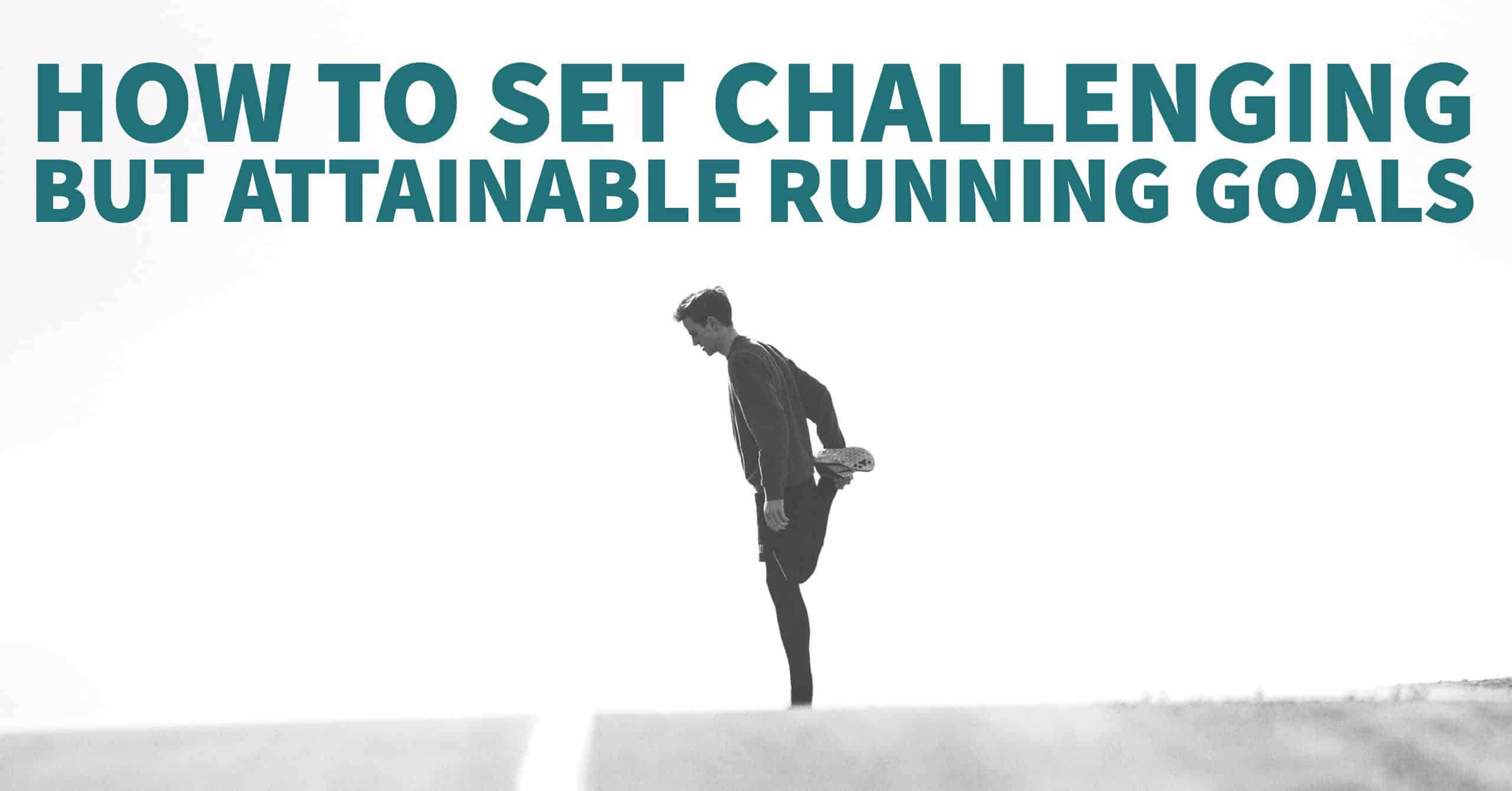 As you prepare for a 5K one of the areas that many runners overlook is actually setting a goal. In many cases a time or distance goal. We break down how to set challenging but attainable running goals