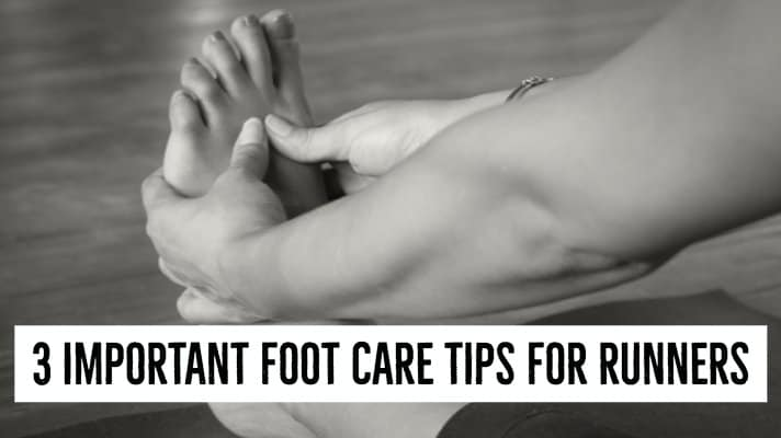 The feet are one of the most significant parts of the body for all athletes. They keep people balanced, allow for increased flexibility, and are the first and often only part of the body that should touch the ground during sports and physical activities. Here are 3 important foot care tips for runners.