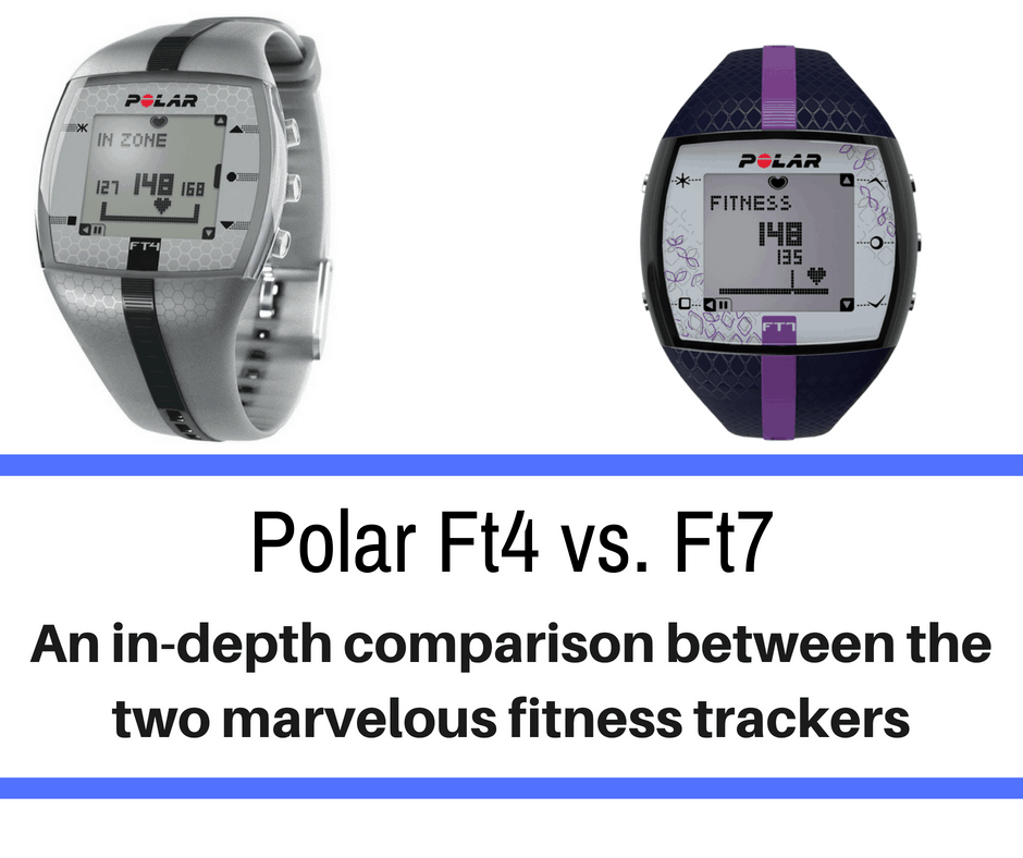Polar continues to be one of the most popular heart rate monitors. Today, we look at the Polar Ft4 vs Polar Ft7, two similar models with a world of difference between them.