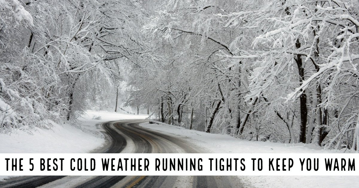The 5 Best Cold Weather Running Tights to Keep You Warm