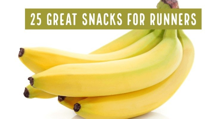 Take a look at the top 25 snack choices for runners, and find out how they can help to achieve your running goals and feel better!