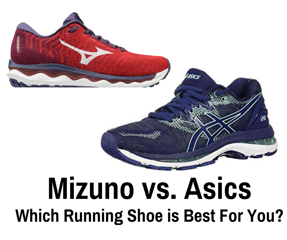 Mizuno vs Asics: Both are top sports brands on the market. They both manufacture high quality running shoes for different running needs. This article compares high mileage neutral running shoes from the two brands to help with the comparison.